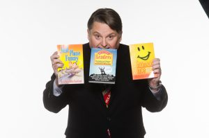 PSA Speakers Club Night - Finding the Funny with Tim Gard 1